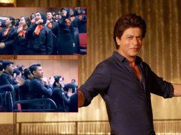 After The Viral Believer Kids' Singing Video, Malaysian Students Crooning Shah Rukh Khan's Ladki Badi Anjani Hai Breaks The Internet