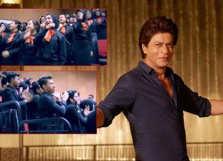 After The Viral Believer Kids' Singing Video, Malaysian Students Crooning Shah Rukh Khan's Ladki Badi Anjani Hai Breaks The Internet