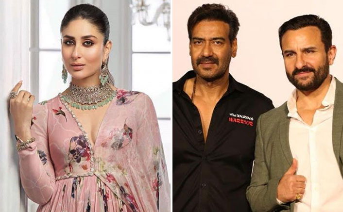 Ajay Devgn & Saif Ali Khan Put Forth Their Stand On Kareena Kapoor Khan's Pay Parity Comment