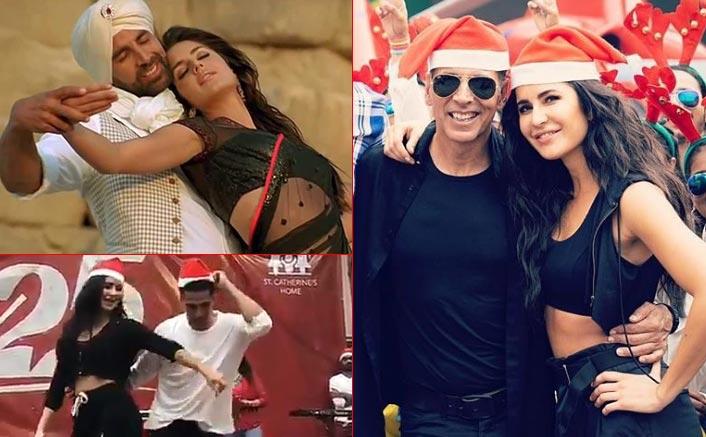 Akshay Kumar & Katrina Kaif Dancing To 'Teri Ore' Together Will Mesmerise You, WATCH