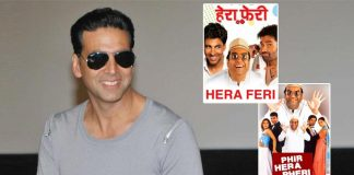 "Akshay Kumar On Hera Pheri 3: ""It's Not Happening! We Are Writing Something Else, It's Also In The Comedy Zone"""