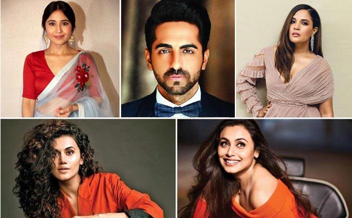 #Flashack2019: Ayushmann Khurrana To Rani Mukerji, Actors Who Focused On Societal Issues Through Their Films