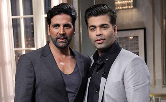 "Akshay Kumar Opens Up About Working With Karan Johar: ""I Wish Karan Johar I Directs Me But He Keeps Telling Me I That I Make Films Too Fast"""