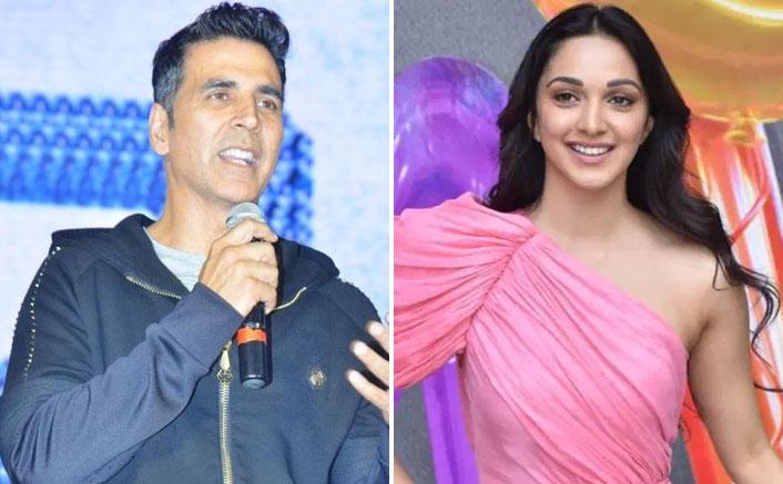 Akshay Kumar Suggests Kiara Advani To Title Her Next Film As 'Preeti Pet Se', Here's Why!