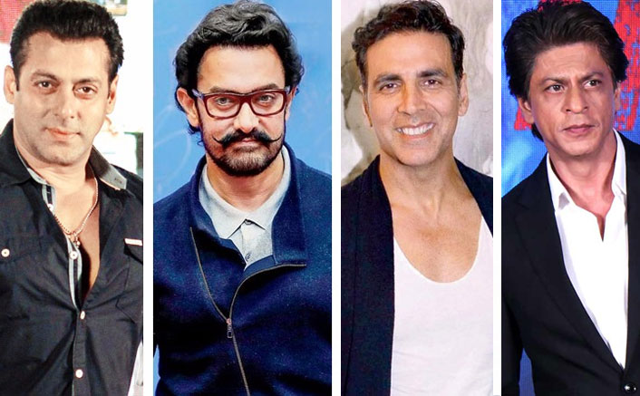 Akshay Kumar's Quirky Reply On Being Pitted Against The 3 Khans!