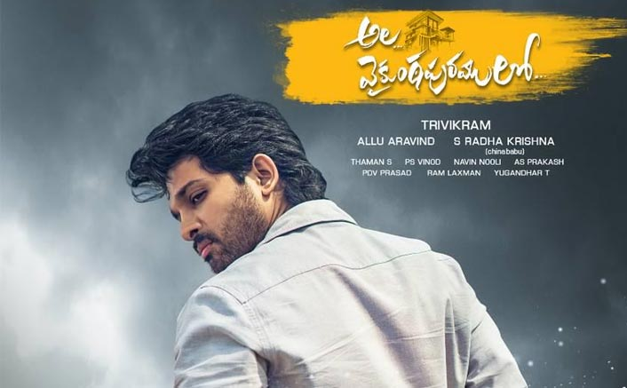 Ala Vaikunthapurramloo Posters: Allu Arjun Looks His Intense Best