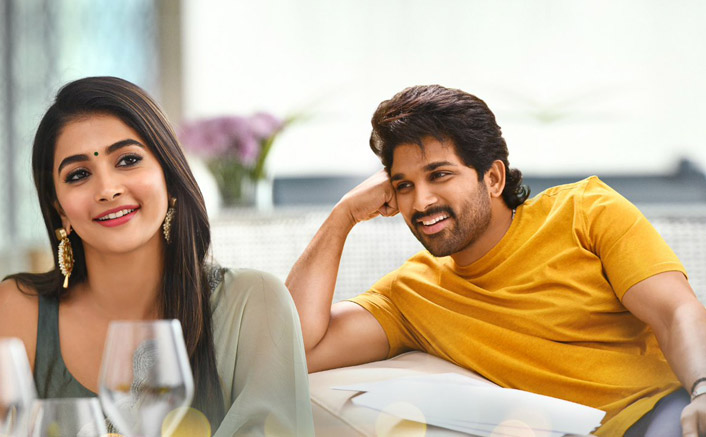 Ala Vaikunthapurramloo: Teaser Of Romantic Track 'Buttabomma' From Allu Arjun & Pooja Hegde Starrer To Release On This Date