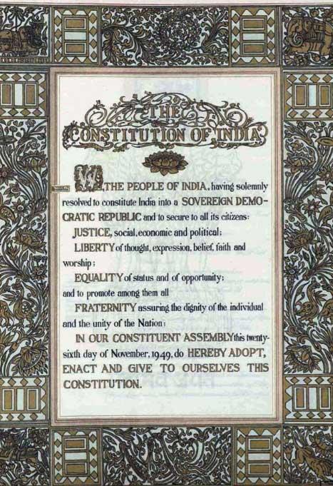 Alia posts Preamble on Insta as solidarity towards students