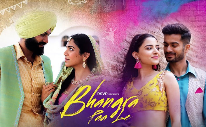 Bhangra Paa Le Trailer 2: Sunny Kaushal & Rukshar Dhillon's Two Worlds Meet To Be One!