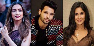 Along With Deepika Padukone, Siddhant Chaturvedi To Work With Katrina Kaif Too - Read DEETS
