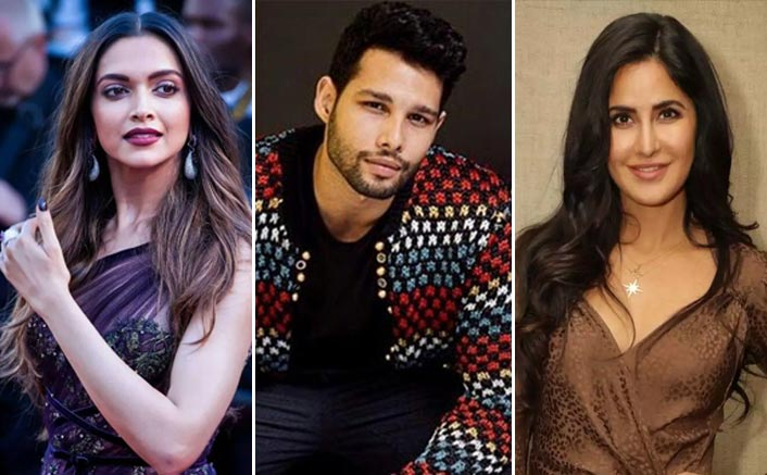 Along With Deepika Padukone, Siddhant Chaturvedi To Work With Katrina Kaif Too - Read DEETS
