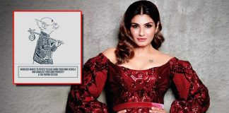 Amidst Anti CAA & NRC Protests, Raveena Tandon Posts A Brilliant Message For All Violent Protesters
