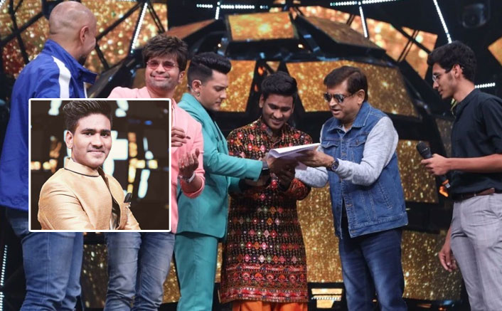 Amit Kumar signs 'Indian Idol' star Sunny Hindustani for new song