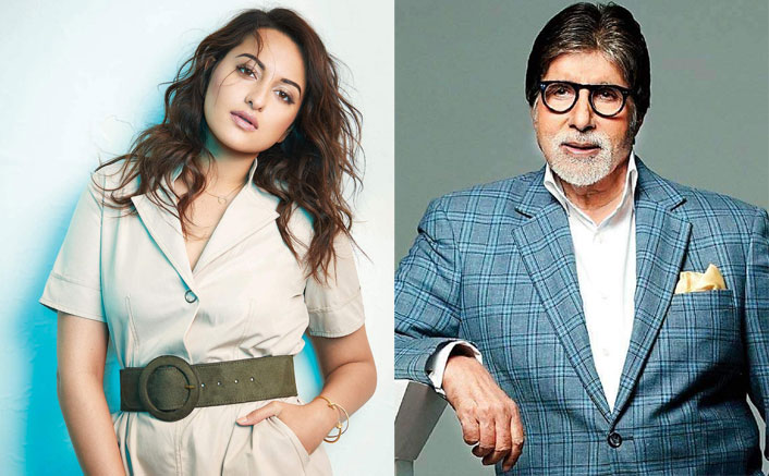 Amitabh Bachchan & Sonakshi Sinha Are The Top Favourites Of Twitteratis!