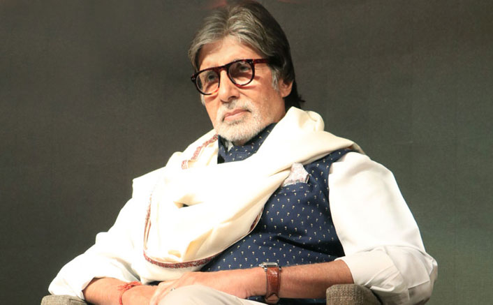 Amitabh Bachchan Gives A Perfect Reply To The Man Who Accused Him Of Plagiarism