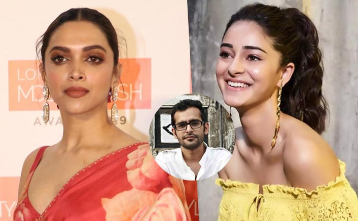 Ananya Panday excited to work with Deepika Padukone