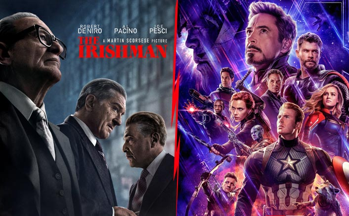 And The Battle- Martin Scorsese VS MCU Fans Continues As The Irishman & Avengers: Endgame To Lock Horns At Oscars 2020!
