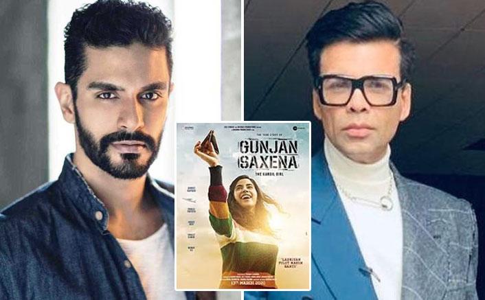 Angad Bedi Praises Karan Johar & Talks About His Character In Gunjan Saxena: The Kargil Girl