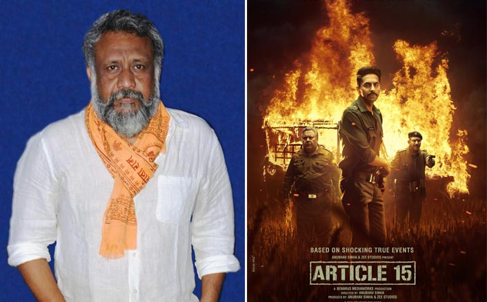 Anubhav Sinha's Article 15 Receives Staggering 10 Nominations At The Screen Awards!