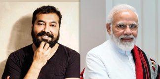Anurag Kashyap calls PM Modi 'Urban Nazi'