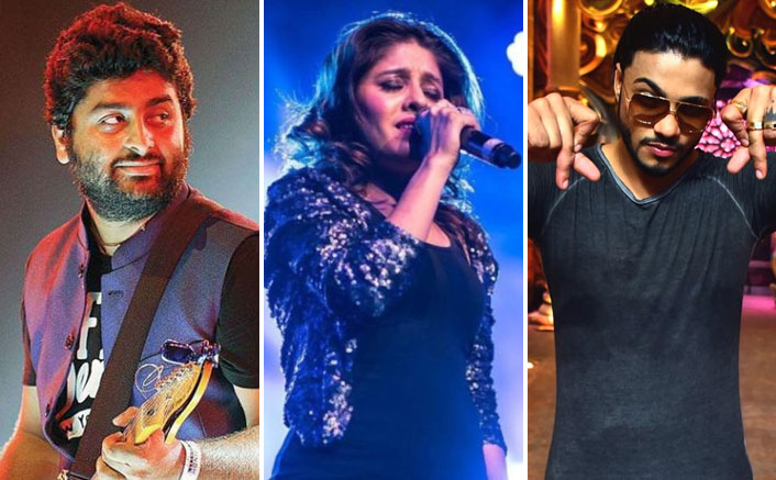 Arijit Singh, Raftaar, Sunidhi Chauhan & Others Take Music To Another Level Under The Same Roof!