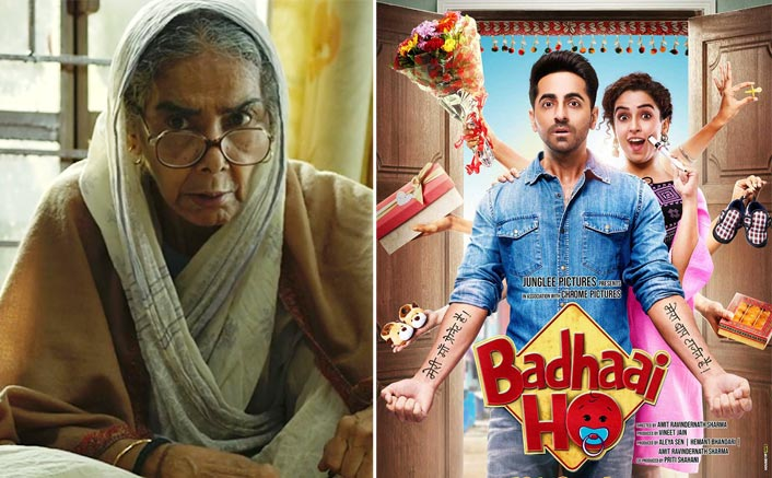At 66th National Film Awards' Ceremony, Badhaai Ho Actress Surekha Sikri Greeted With Standing Ovation