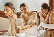 Attention Brides! Here's How MUCH Deepika Padukone's Ivory Saree Costs & It's Pretty Affordable For Your Big Day
