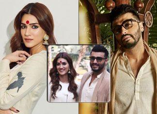 Attention Lovebirds! Twin Like Panipat Co-Stars Kriti Sanon & Arjun Kapoor This Wedding Season