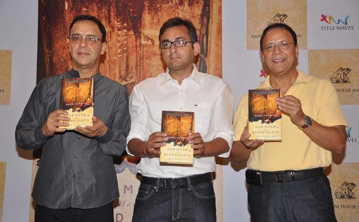 Vidhu Vinod Chopra's Shikara Gets Its Script Writer In Author Rahul Pandita