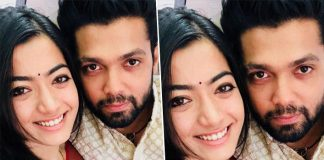 Rashmika Mandanna's Ex-Boyfriend Raskhit Shetty Has A Sweet Christmas Message For Her