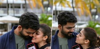 Awwdorable: Nayanthara & Beau Vignesh Shivan's Christmas Pictures Goes Viral On The Internet