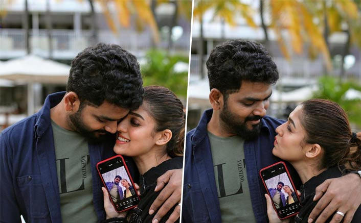 Awwdorable! Nayanthara & Beau Vignesh Shivan's Christmas Pictures Go Viral On The Internet