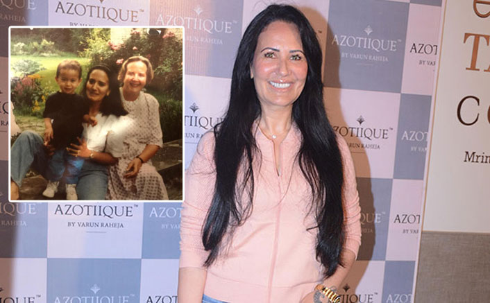 Ayesha Shroff Shares An Adorable Baby Picture Of Tiger With An Heartfelt Note