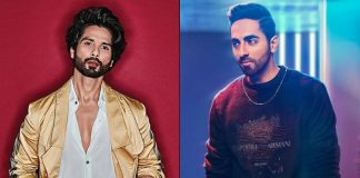 Ayushmann Khurrana Asks Shahid Kapoor If He Would Do A Film On Erectile Dysfunction & His Answer Will SURPRISE You!