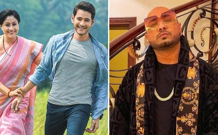 B Praak records a Telugu song for Mahesh Babu film