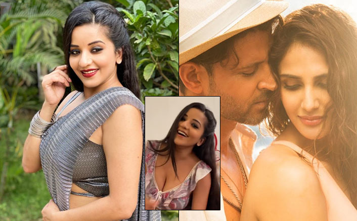 Bhojpuri Star Monalisa Shows Off Her Sultry Moves On Hrithik Roshan's Song Ghungroo From War