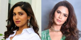 Bhumi Pednekar and Esha Gupta take part in drive to save planet