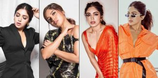 Bhumi Raises Temperatures in Super Sexy Glam Avatar