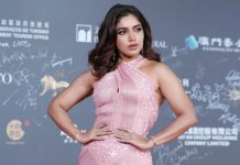 Bhumi wins Variety Asian Star: Up Next award at Macau!