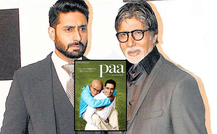 Paa Turns 10: Abhishek Bachchan Thanks Amitabh Bachchan For Letting Him Play His Father