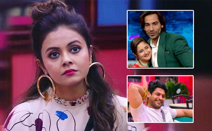 Bigg Boss 13: After Flirting With SidharthShukla, Devoleena Bhattacharjee Reprimands Rashami Desai For Still Being WithArhaan Khan