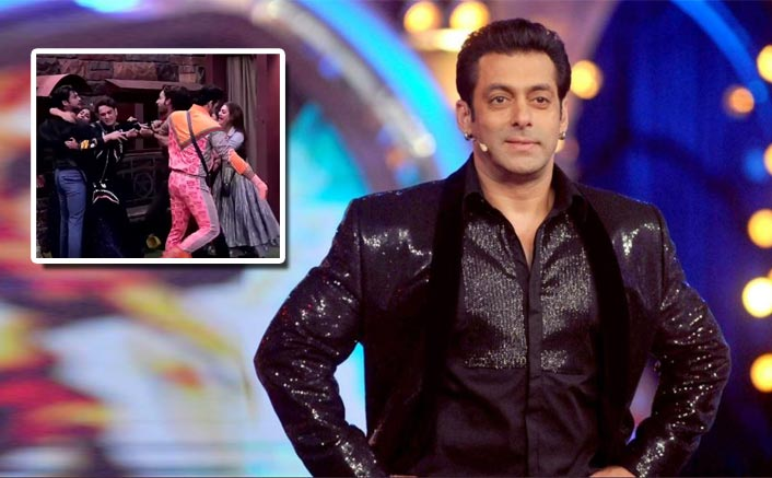Bigg Boss 13: An Angry Salman Khan Lashes Out At Rashami Desai, But Stopped By The Creative Team From Schooling SidharthShukla?