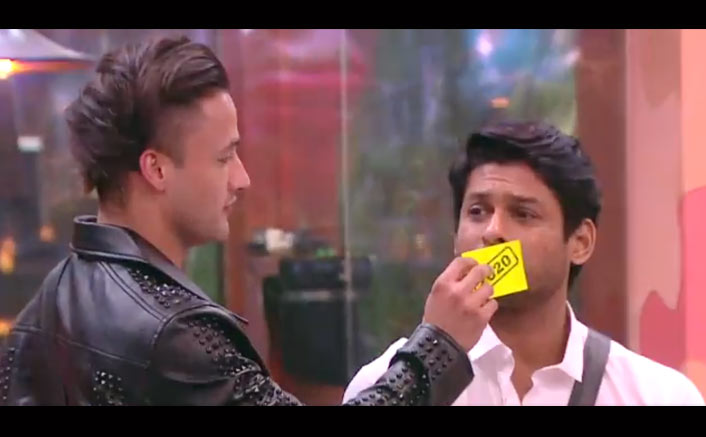 Bigg Boss 13: Asim Riaz's 'Friendly' New Year Resolution For Sidharth Shukla! Watch Video