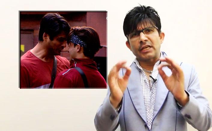 Bigg Boss 13: KRK Joins The 'Sidharth Shukla VS Asim Riaz' Battle; Calls Sid 'The Biggest Gunda'