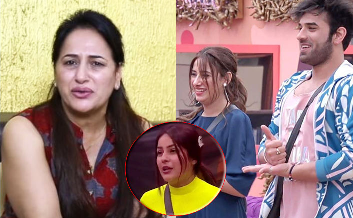 Bigg Boss 13: Mahira Sharma's Mother REACTS To Closeness With Paras Chhabra, Blames Shehnaaz Gill