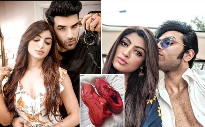 Bigg Boss 13: Paras Chhabra's GF Akanksha Puri Buys Him Shoes Worth 70,000 & We're SHOCKED!