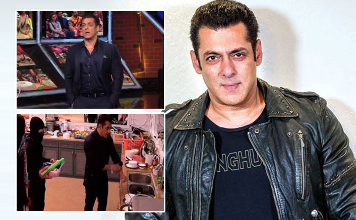 Bigg Boss 13 New Promo Salman Khan Enters The House Cleans