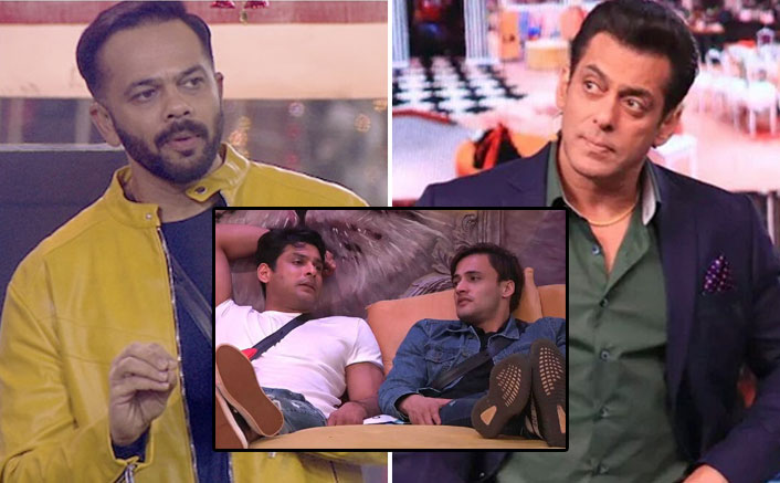 Bigg Boss 13: Rohit Shetty Turns Into A Peacemaker Between Siddharth Shukla & Asim Riaz?