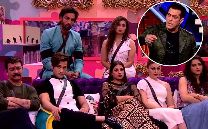 "Bigg Boss 13: Salman Khan Lashes Out At Sidharth Shukla, Shehnaaz Gill, Asim Riaz & Hindustani Bhau, Asks ""Pehli Fursat Mein Nikalna Padega"""
