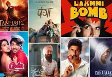 From Chhapaak VS Tanhaji To Laxmmi Bomb VS Radhe - Biggest Bollywood Clashes Of 2020!
